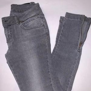 be7e78b4317 Anine Bing Jeans   White Ripped   Poshmark